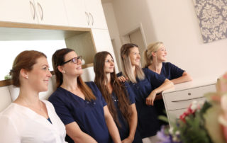 Empfang, Dr. Anke Hambach, Issum, Privatpraxis für Zahnheilkunde, Zahnarztpraxis